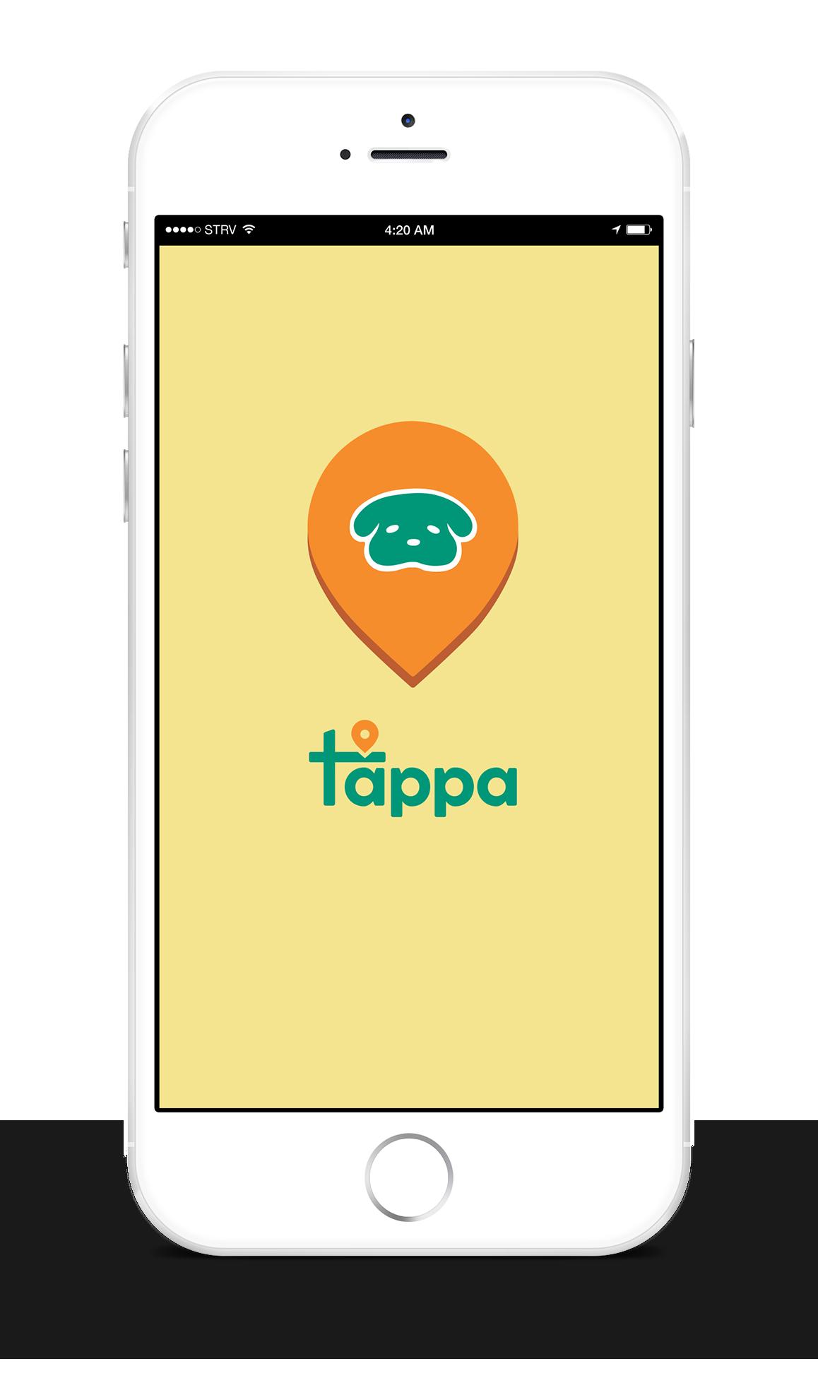TappaAppMockupLaunch